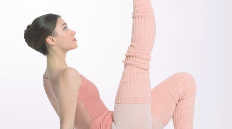 Warm-up Bekleidung für Tänzer